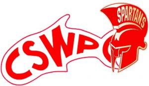 CSWPC's Mens Spartans Team Logo